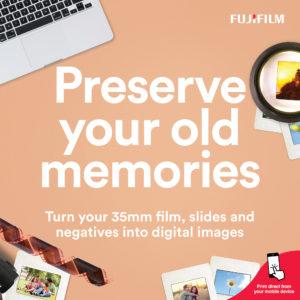 Slides to digital scanning service